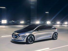 Ver foto 12 de Mercedes Concept EQA  2017