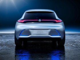 Ver foto 3 de Mercedes Concept EQA  2017