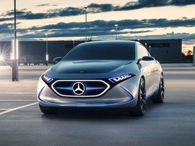 Ver foto 1 de Mercedes Concept EQA  2017