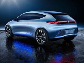 Ver foto 9 de Mercedes Concept EQA  2017