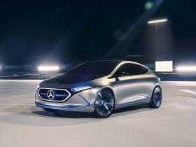 Ver foto 8 de Mercedes Concept EQA  2017