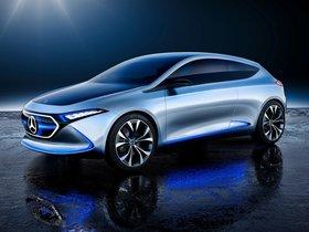 Ver foto 7 de Mercedes Concept EQA  2017