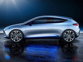 Ver foto 5 de Mercedes Concept EQA  2017
