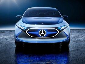 Ver foto 4 de Mercedes Concept EQA  2017