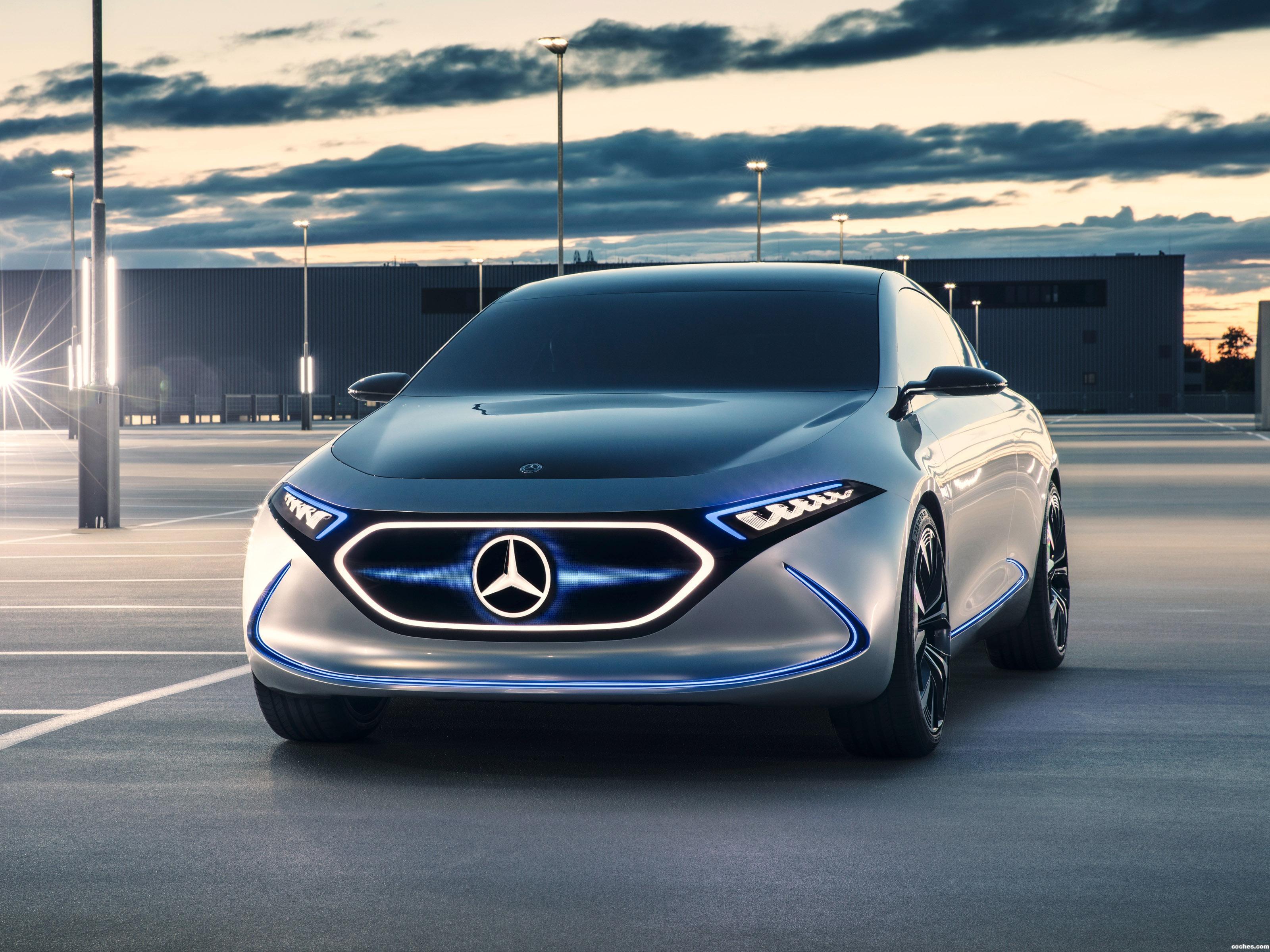 Foto 0 de Mercedes Concept EQA  2017