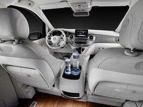 Ver foto 5 de Mercedes Concept V-ision E 2015
