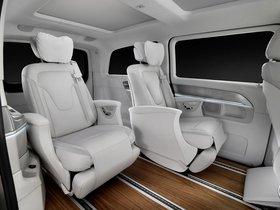 Ver foto 3 de Mercedes Concept V-ision E 2015