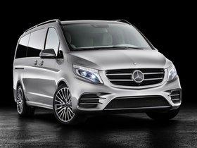 Fotos de Mercedes Concept V-ision E 2015