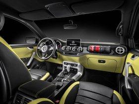 Ver foto 7 de Mercedes Concept Clase X Powerful Adventurer 2016