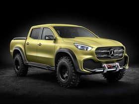 Ver foto 5 de Mercedes Concept Clase X Powerful Adventurer 2016