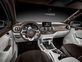 Ver foto 9 de Mercedes Concept Clase X Stylish Explorer 2016