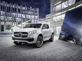 Ver foto 4 de Mercedes Concept Clase X Stylish Explorer 2016