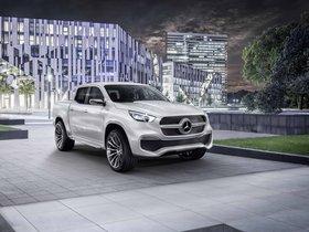 Fotos de Mercedes Concept Clase X Stylish Explorer 2016