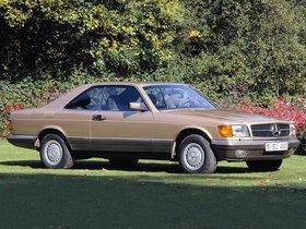 Fotos de Mercedes Clase S Coupe C126 1981