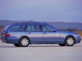 Ver foto 10 de Mercedes Clase E W210 1996