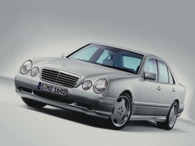 Ver foto 18 de Mercedes Clase E W210 1996