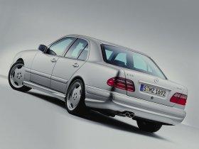 Ver foto 17 de Mercedes Clase E W210 1996