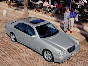 Ver foto 15 de Mercedes Clase E W210 1996