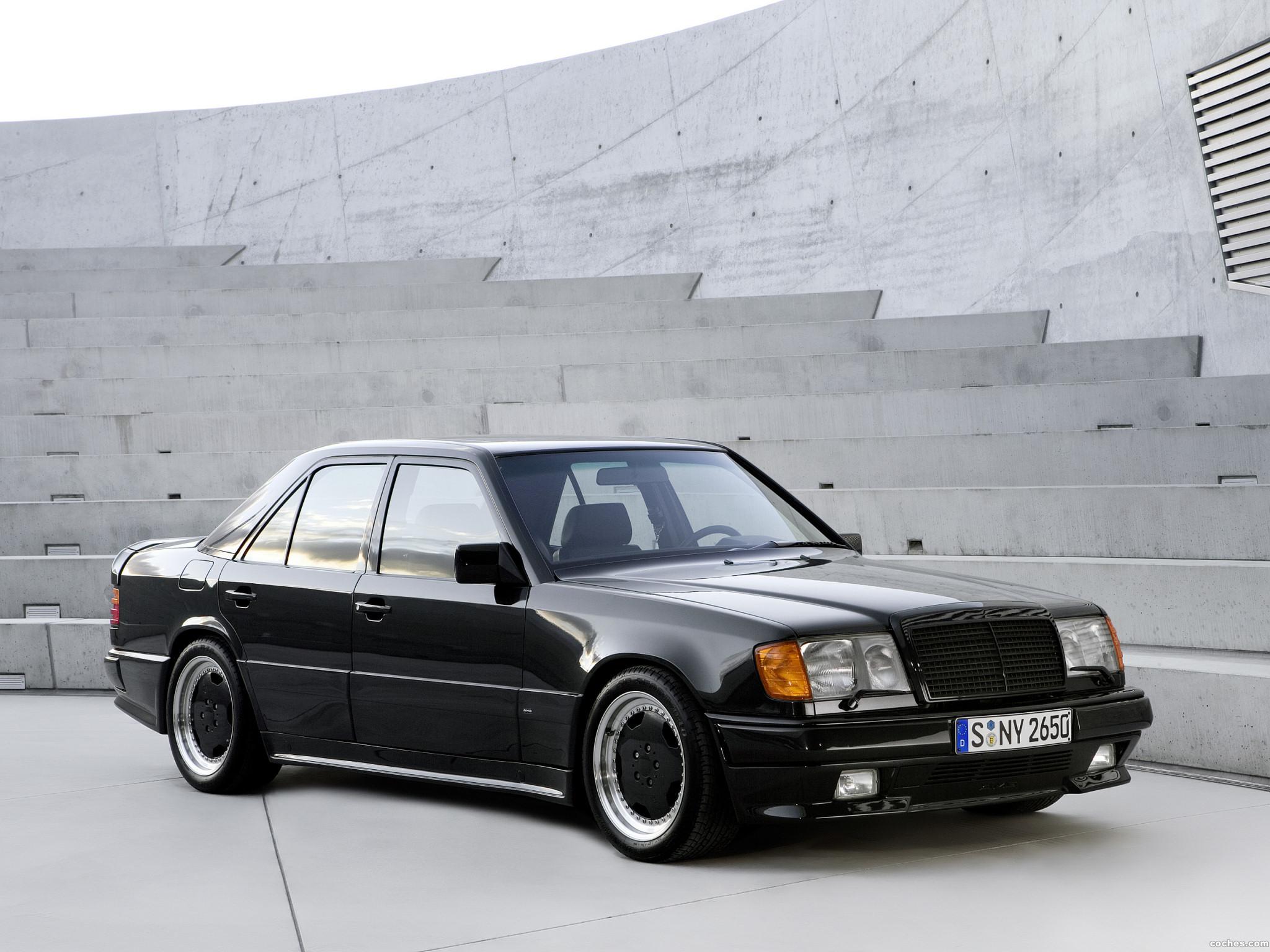 Foto 0 de Mercedes Clase E 300E 6.0 1988