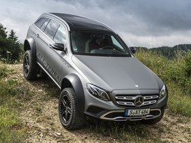 Fotos de Mercedes Clase E All Terrain