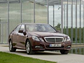 Ver foto 13 de Mercedes Clase E Avantgarde 2009