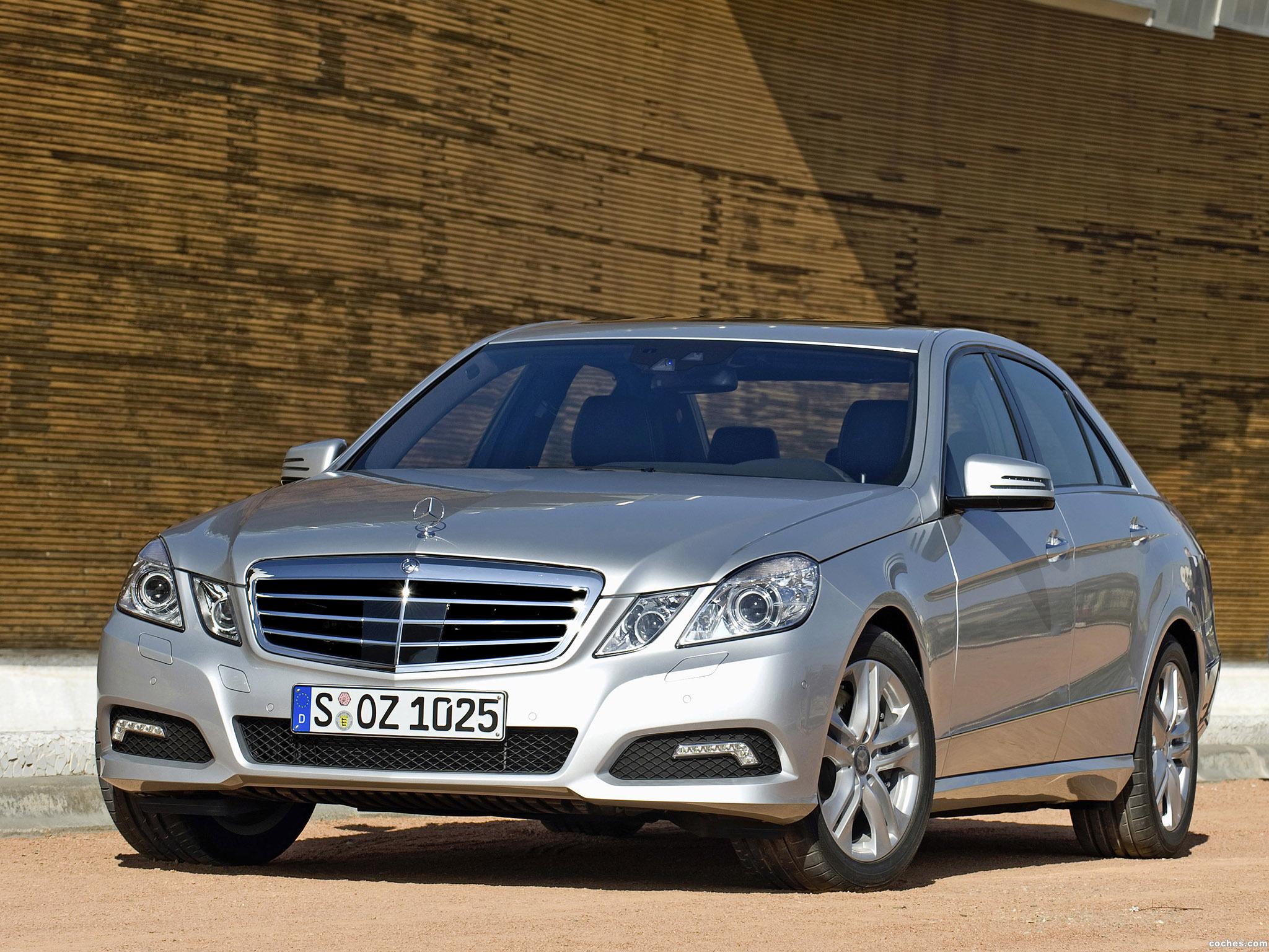 Foto 0 de Mercedes Clase E Avantgarde 2009