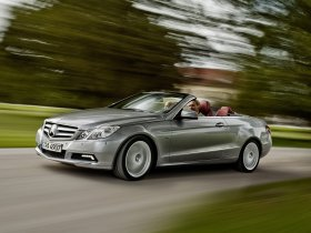 Ver foto 13 de Mercedes Clase E Cabrio A207 2009