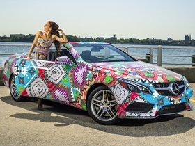 Fotos de Mercedes Clase E Cabrio Mara Hoffman 2013