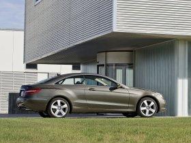 Ver foto 10 de Mercedes Clase E Coupe 2009