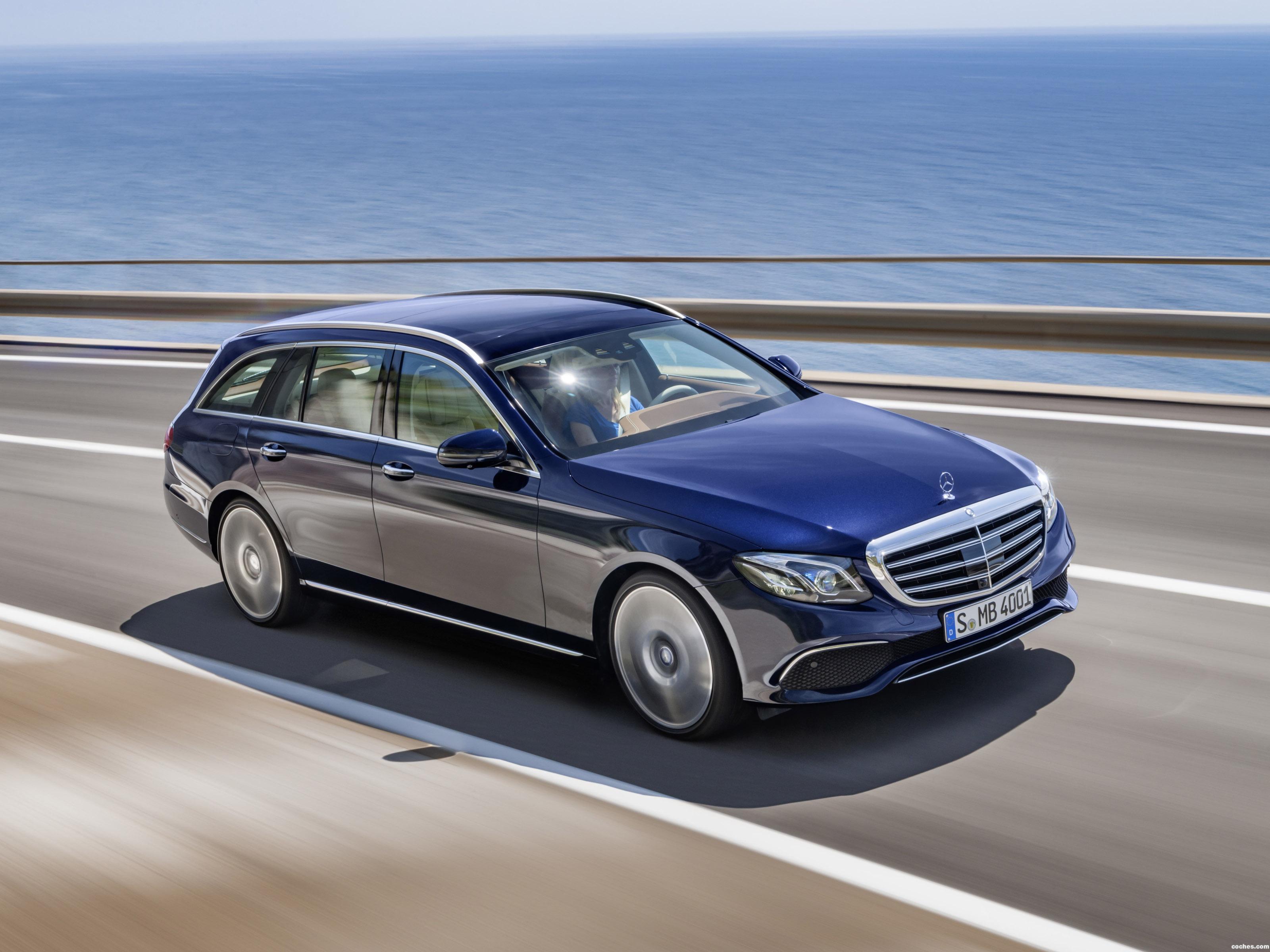 Foto 0 de Mercedes Clase E Estate E200 D Exclusive Line W213 2016