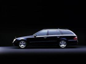 Ver foto 2 de Mercedes Clase E Estate E200 Kompressor 2003