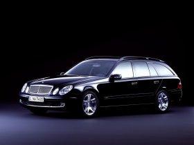 Fotos de Mercedes Clase E Estate E200 Kompressor 2003