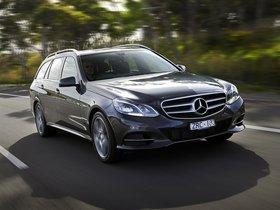 Ver foto 5 de Mercedes Clase E E200 Estate S212 Australia  2013