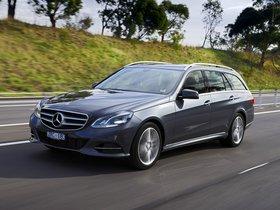 Ver foto 4 de Mercedes Clase E E200 Estate S212 Australia  2013