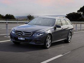 Ver foto 2 de Mercedes Clase E E200 Estate S212 Australia  2013