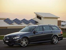 Ver foto 10 de Mercedes Clase E E200 Estate S212 Australia  2013