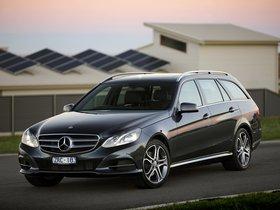 Ver foto 7 de Mercedes Clase E E200 Estate S212 Australia  2013