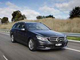 Ver foto 6 de Mercedes Clase E E200 Estate S212 Australia  2013