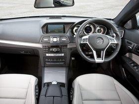 Ver foto 13 de Mercedes Clase E E220 CDI Coupe AMG Sports Package C207 UK 2013