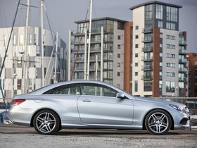 Ver foto 4 de Mercedes Clase E E220 CDI Coupe AMG Sports Package C207 UK 2013