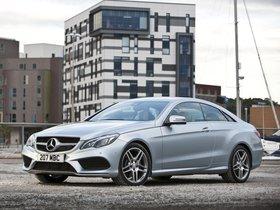 Ver foto 2 de Mercedes Clase E E220 CDI Coupe AMG Sports Package C207 UK 2013
