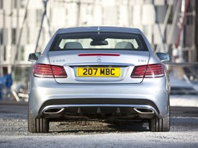 Ver foto 9 de Mercedes Clase E E220 CDI Coupe AMG Sports Package C207 UK 2013