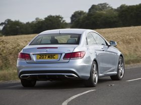 Ver foto 8 de Mercedes Clase E E220 CDI Coupe AMG Sports Package C207 UK 2013
