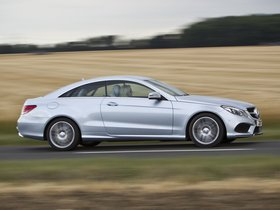 Ver foto 7 de Mercedes Clase E E220 CDI Coupe AMG Sports Package C207 UK 2013