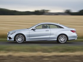 Ver foto 6 de Mercedes Clase E E220 CDI Coupe AMG Sports Package C207 UK 2013