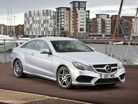 Ver foto 5 de Mercedes Clase E E220 CDI Coupe AMG Sports Package C207 UK 2013