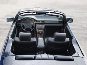 Ver foto 27 de Mercedes Clase E Cabrio E220 A124 1993