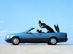 Ver foto 13 de Mercedes Clase E Cabrio E220 A124 1993
