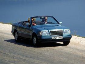 Ver foto 11 de Mercedes Clase E Cabrio E220 A124 1993