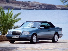 Ver foto 24 de Mercedes Clase E Cabrio E220 A124 1993